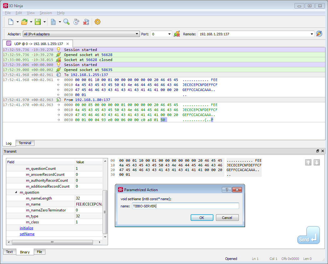 IO Ninja - All-in-One Terminal Emulator, Protocol Analyzer